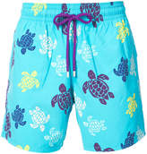 Vilebrequin Moorea Turtles swim shorts