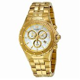 Technomarine Women's 'Sea Pearl' Quartz Stainless Steel Casual Watch, Color:Gold-Toned (Model: TM-715016)