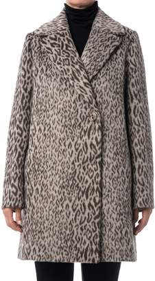 Cinzia Rocca Icons Icons Wool Blend Peacoat