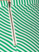 Lucca Couture Two Tone Striped Skirt