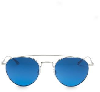 Barton Perreira Vashon 52MM Aviator Sunglasses
