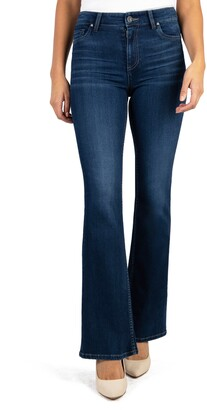 KUT from the Kloth Ellie High Rise Flare Leg Jeans