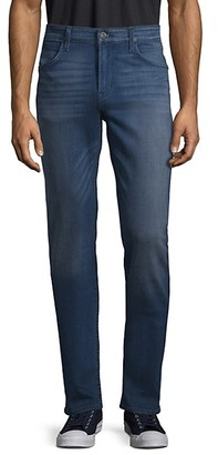 Hudson Slim-Fit Straight Jeans