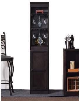 Charlton Home Suzi 21 Bottle Floor Wine Cabinet Charlton Home