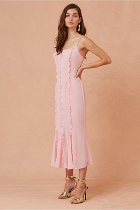 Keepsake BELOVED MIDI DRESS blush