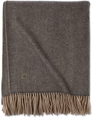 Oyuna Uno Cashmere Throw (200cm x 145cm)