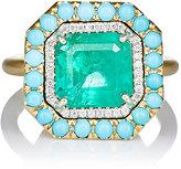 Irene Neuwirth Diamond Collection Women's Mixed-Gemstone Ring