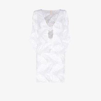 Agent Provocateur - Eileen Cover-Up Mini Dress - Women's - Polyamide