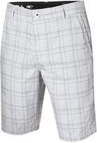 O'Neill Men's Executive Plaid Hybrid Shorts