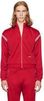 Maison Margiela Red Track Jacket