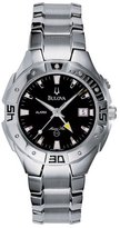 Bulova Men's 96B87 Marine Star Screw-Back Dial Watch