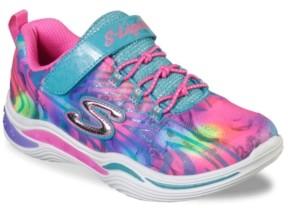 Skechers S Lights Power Petals Light Up Sneaker - Kids'