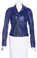 Joie Leather Biker Jacket