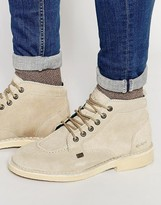 Kickers Legendary Suede Boots