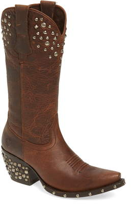 Ariat Calypso Studded Western Boot