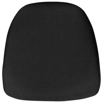 Offex Chiavari Seat Cushion Offex Color: Black
