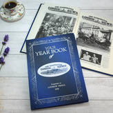 Jonny's Sister Personalised Illustrated London News Year Book