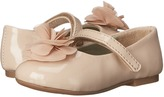 Pazitos Silk Rose MJ PU Girls Shoes