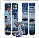 For Bare Feet Masahiro Tanaka New York Yankees Trading Card Player Crew Socks