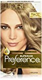 L'Oreal Superior Preference Fade-Defying Color + Shine System, 7.5A Medium Ash Blonde(Packaging May Vary)