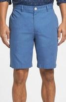 Vineyard Vines Men's 'Summer' 9 Inch Flat Front Twill Shorts