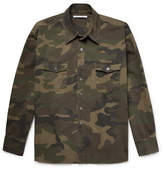 Our Legacy Camouflage-Print Washed Cotton-Ripstop Overshirt