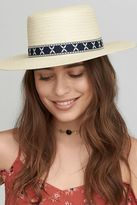 American Eagle Outfitters AE Trimmed Fedora Hat