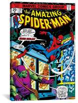 iCanvas Marvel Comics Book Spider-Man Issue Cover #137 Graphic Art on Wrapped Canvas