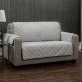 Ron Chereskin Reversible Geometric Basketweave XL Sofa Slipcover