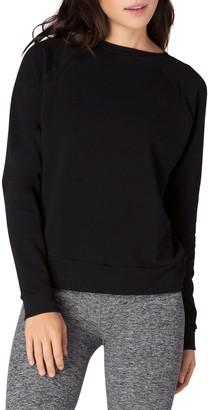 Beyond Yoga Favorite Raglan Crew Sweatshirt
