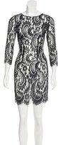 Lover Lace Mini Dress