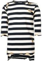 Miharayasuhiro striped T-shirt