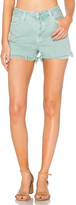 J Brand Gracie High Rise Short