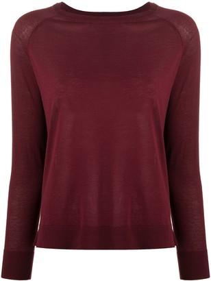 Aspesi Raglan-Sleeved Sweater
