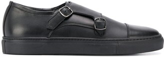 Scarosso Monk Strap Sneakers