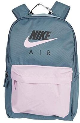 Nike Heritage Backpack (Ozone Blue/Light Arctic Pink/Light Arctic Pink) Backpack Bags