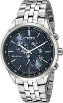 Citizen Men's Sapphire Collection AT2141-52L Wrist Watches, Dial