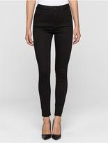 Calvin Klein Black High Rise Skinny Jeans