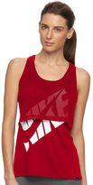 Nike Women's Prep Mesh Scoopneck Racerback Workout Tank