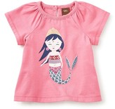 Tea Collection Infant Girl's Ningyo Tee