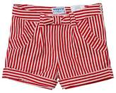 Mayoral Red Stripes Shorts