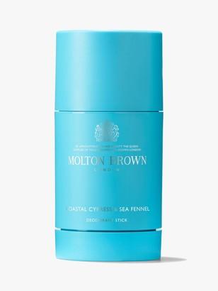 Molton Brown Coastal Cypress & Sea Fennel Deodorant Stick, 75g