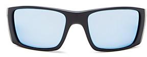 Oakley Men's Fuel Cell Polarized Square Sunglasses, 60mm
