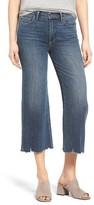 Paige Women's Legacy - River High Waist Crop Wide Leg Jeans