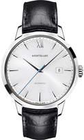 Montblanc 111622 Heritage Spirit stainless steel watch
