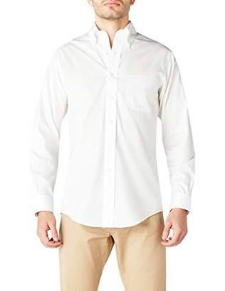 Brooks Brothers Men, Dress Non-Iron Botton Down Regent shirt,(neck in. 15 sleeve in. 34)