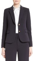 Alice + Olivia Women's Greyson Two-Button Blazer