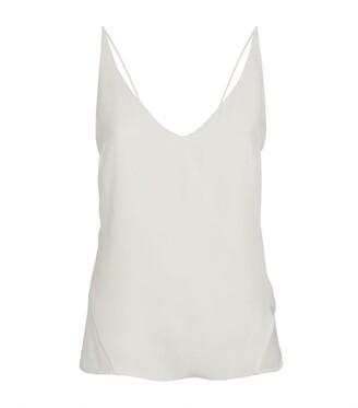 J Brand Silk Lucy Cami Top