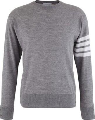 Thom Browne 4-Bar jumper in merino wool
