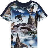 Molo Dragon Island Print Rishi T-Shirt